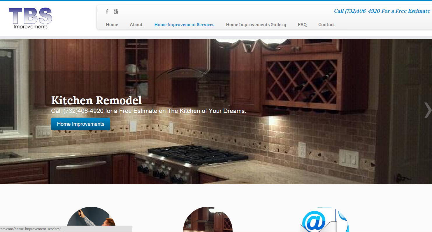 Home Remodeling Website Gorgeous Bigmango Marketing Marin Home Remodeling Website Design Ideas